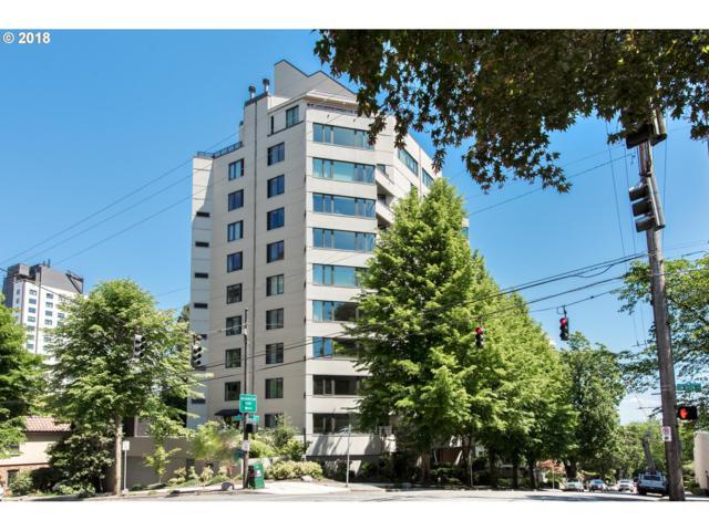 2245 SW Park Pl 9B, Portland, OR 97205 (MLS #18262912) :: The Liu Group