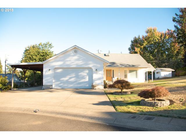 1230 S 13TH St, Cottage Grove, OR 97424 (MLS #18263132) :: The Lynne Gately Team