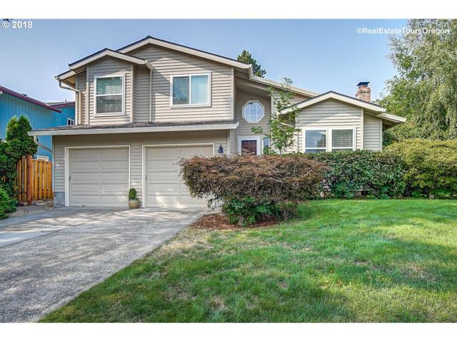 17485 NW Ashland Dr, Portland, OR 97229 (MLS #18263283) :: Hatch Homes Group