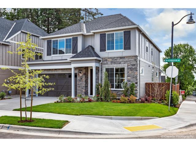 4173 NW Ashbrook Dr, Portland, OR 97229 (MLS #18264528) :: Stellar Realty Northwest