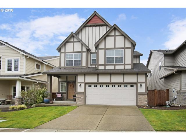 16937 SW 134TH Ter, King City, OR 97224 (MLS #18264779) :: Team Zebrowski