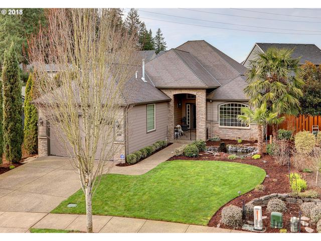 22895 SW 109TH Ter, Tualatin, OR 97062 (MLS #18264817) :: Beltran Properties at Keller Williams Portland Premiere