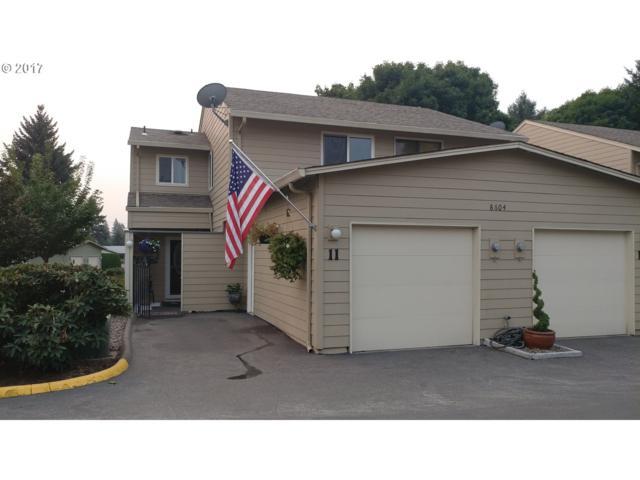 8604 NE Mason Dr #11, Vancouver, WA 98662 (MLS #18264978) :: Hatch Homes Group
