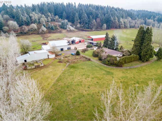 79385 Sears Rd, Cottage Grove, OR 97424 (MLS #18266361) :: Townsend Jarvis Group Real Estate