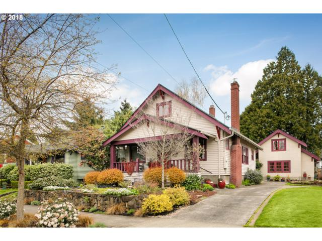 3914 SE 9TH Ave, Portland, OR 97202 (MLS #18266976) :: Next Home Realty Connection