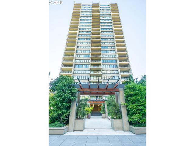 255 SW Harrison St, Portland, OR 97201 (MLS #18267053) :: R&R Properties of Eugene LLC
