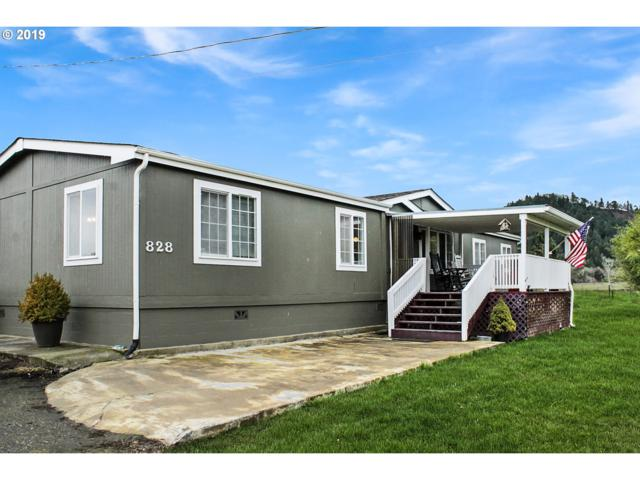 828 Cole Rd, Oakland, OR 97462 (MLS #18267185) :: Townsend Jarvis Group Real Estate