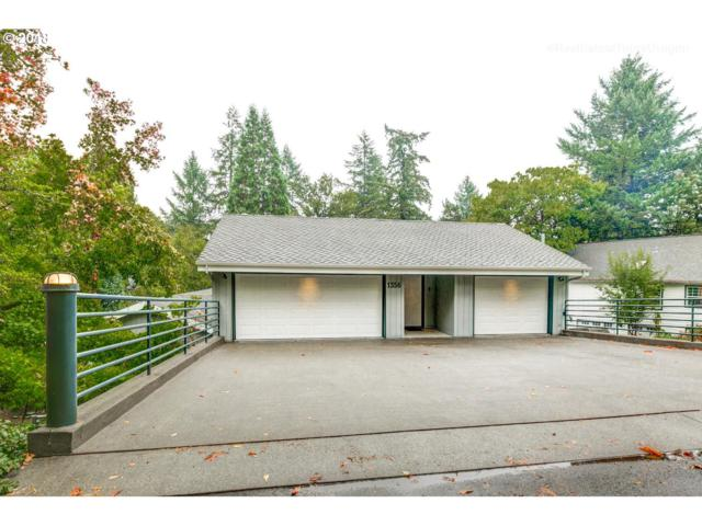 1356 SW Taylors Ferry Ct, Portland, OR 97219 (MLS #18267266) :: Realty Edge
