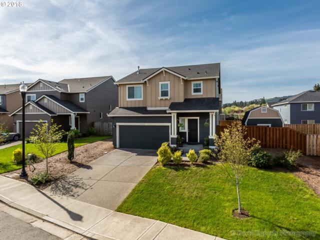 33330 SW Rotterdam St, Scappoose, OR 97056 (MLS #18268145) :: The Dale Chumbley Group