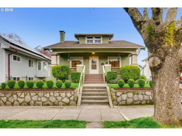 4014 SE 11TH Ave, Portland, OR 97202 (MLS #18268260) :: Next Home Realty Connection