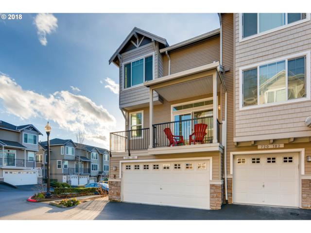 720 NW 118TH Ave #101, Portland, OR 97229 (MLS #18268797) :: Next Home Realty Connection
