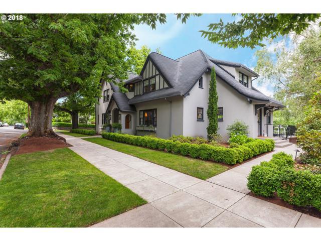 1833 SW Laurel St, Portland, OR 97201 (MLS #18268846) :: McKillion Real Estate Group