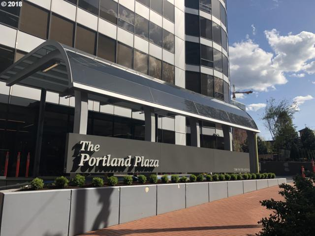 1500 SW 5TH Ave #403, Portland, OR 97201 (MLS #18269119) :: Song Real Estate
