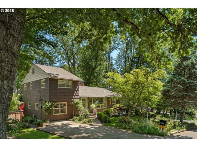 3150 SW Grace Ln, Portland, OR 97225 (MLS #18269562) :: R&R Properties of Eugene LLC