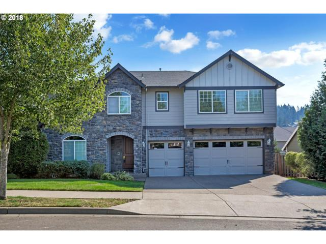 9340 SE Links Ave, Happy Valley, OR 97086 (MLS #18269823) :: Matin Real Estate