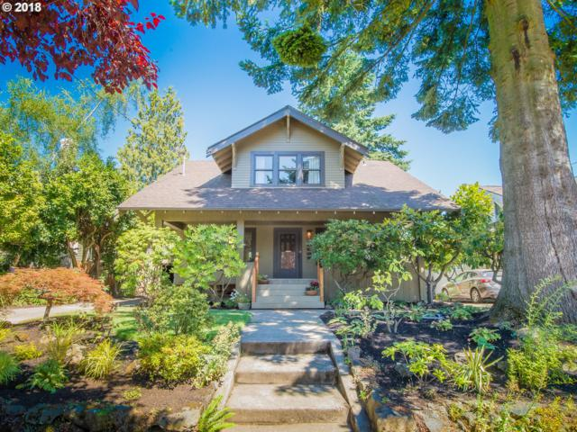 3002 NE 44TH Ave, Portland, OR 97213 (MLS #18270481) :: The Sadle Home Selling Team