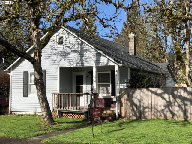 1408 Ash Ave, Cottage Grove, OR 97424 (MLS #18270505) :: Harpole Homes Oregon