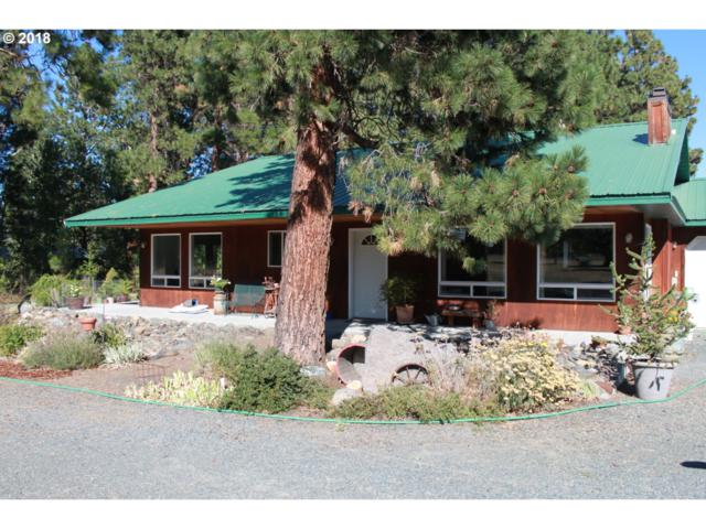 43685 Pocahontas Rd, Baker City, OR 97814 (MLS #18271035) :: The Dale Chumbley Group