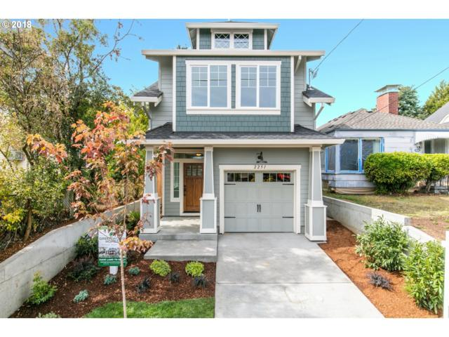 2251 SE 60th Ave, Portland, OR 97035 (MLS #18271101) :: The Sadle Home Selling Team