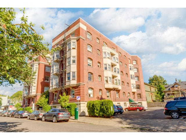 2083 NW Johnson St #43, Portland, OR 97209 (MLS #18271226) :: Cano Real Estate