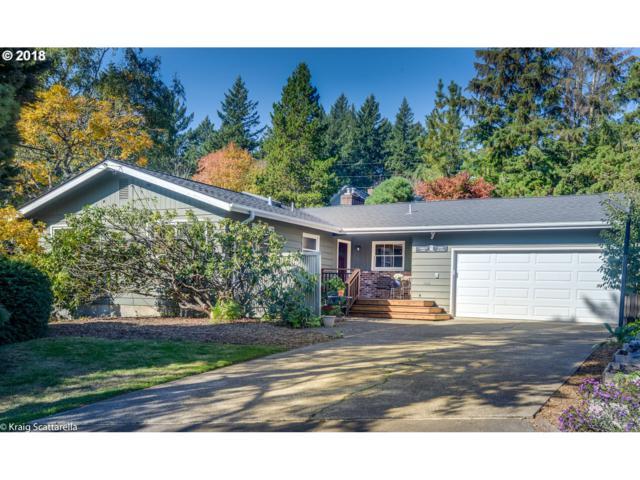 4621 SW 42ND Pl, Portland, OR 97221 (MLS #18271503) :: Portland Lifestyle Team