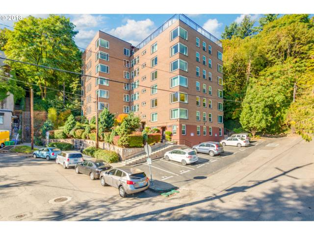 1205 SW Cardinell Dr #210, Portland, OR 97201 (MLS #18272382) :: McKillion Real Estate Group