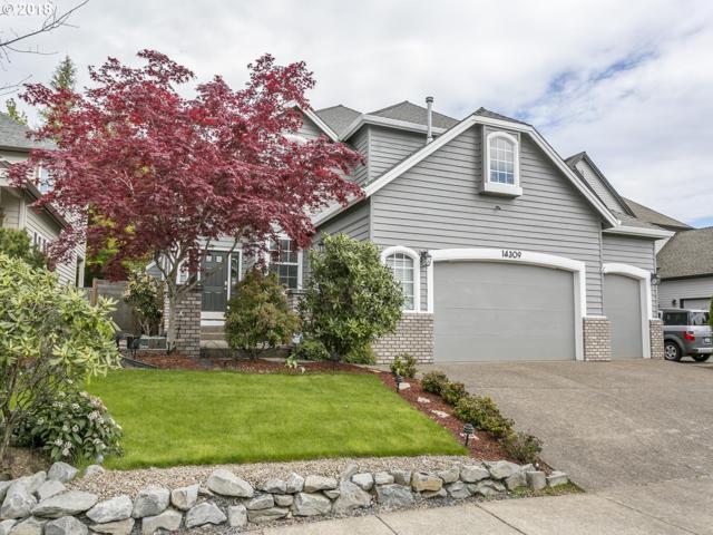14309 NW Meadowridge Dr, Portland, OR 97229 (MLS #18272549) :: Premiere Property Group LLC