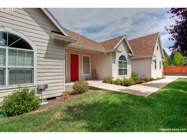 605 NE Sundance Ct, Hillsboro, OR 97124 (MLS #18274655) :: TLK Group Properties