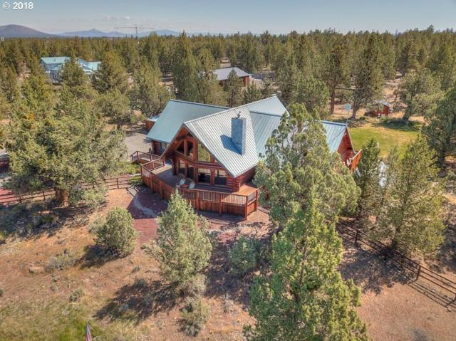 65220 Smokey Ridge Rd, Bend, OR 97703 (MLS #18274718) :: McKillion Real Estate Group