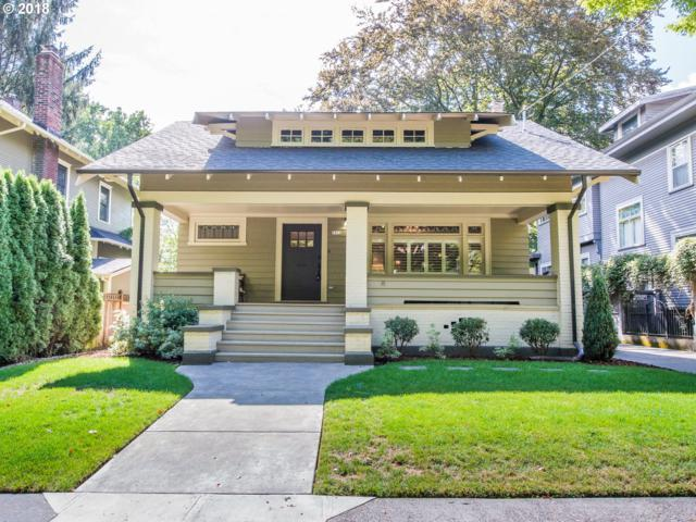 3916 NE Davis St, Portland, OR 97232 (MLS #18275371) :: Next Home Realty Connection