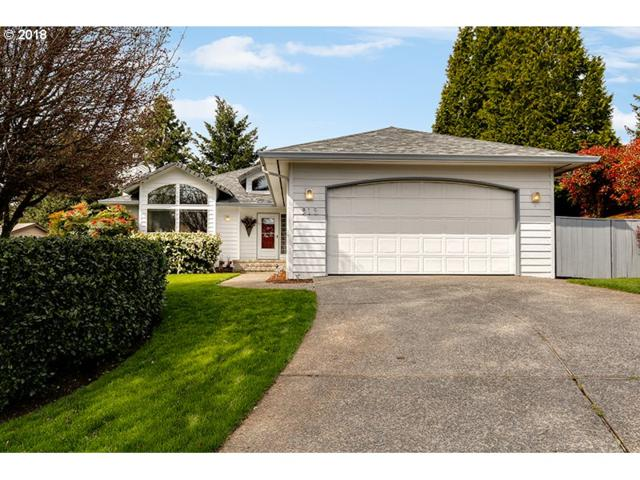 912 NW 115TH Cir, Vancouver, WA 98685 (MLS #18275396) :: Next Home Realty Connection