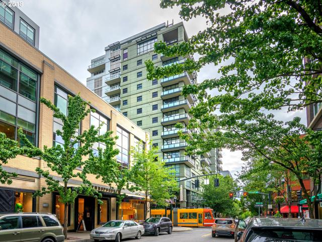 1025 NW Couch St #1112, Portland, OR 97209 (MLS #18275808) :: Portland Lifestyle Team