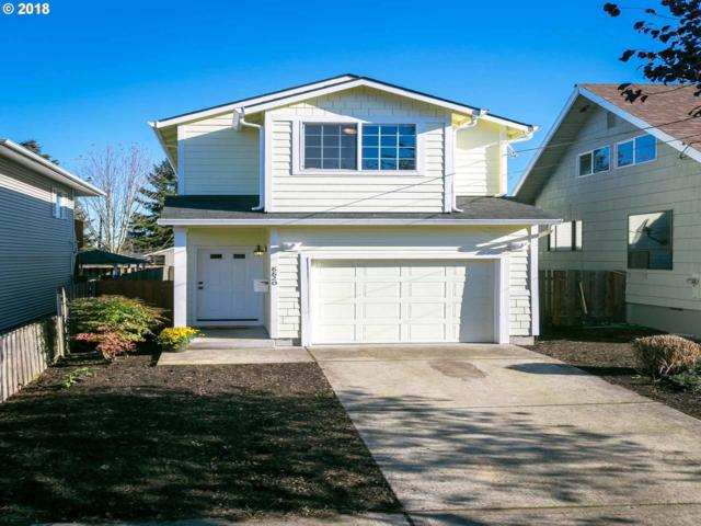 8820 N Fiske Ave, Portland, OR 97203 (MLS #18276167) :: Change Realty