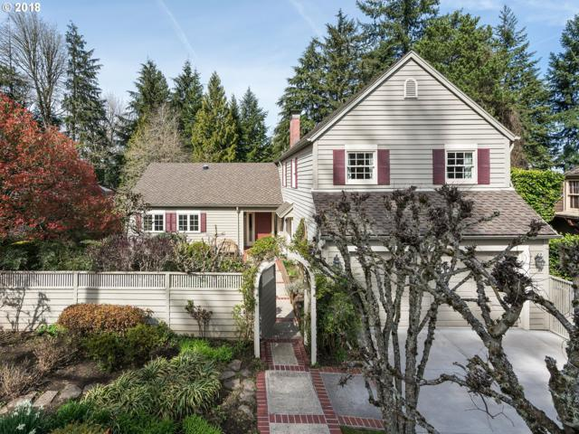2965 NW Cumberland Rd, Portland, OR 97210 (MLS #18277263) :: McKillion Real Estate Group