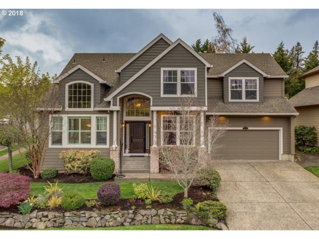 15915 SW Loon Dr, Beaverton, OR 97007 (MLS #18277293) :: Matin Real Estate