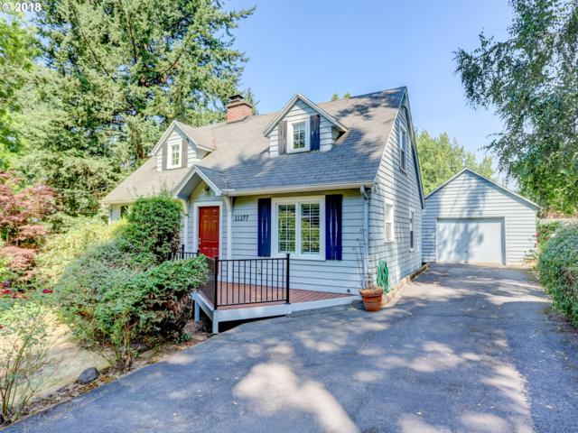 11277 SW Capitol Hwy, Portland, OR 97219 (MLS #18277433) :: Matin Real Estate