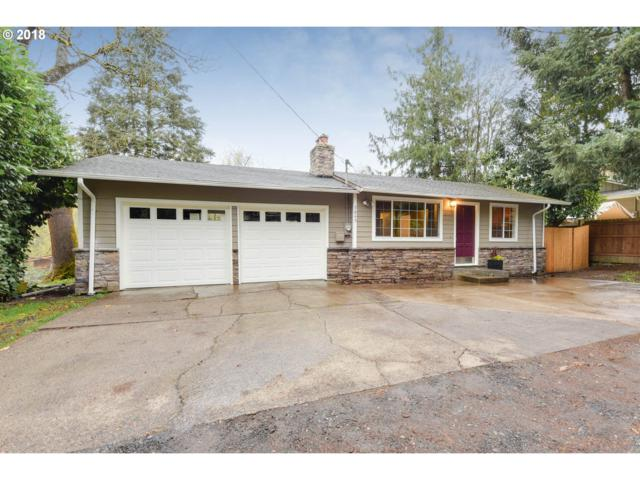 5845 SW Vermont St, Portland, OR 97219 (MLS #18277666) :: Hatch Homes Group