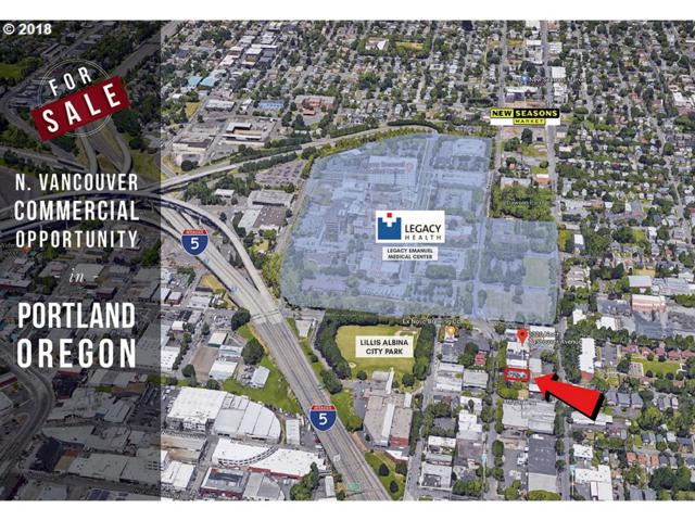 2326 N Vancouver Ave, Portland, OR 97227 (MLS #18277744) :: Next Home Realty Connection