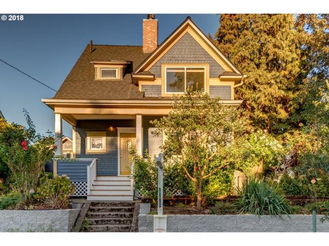 4006 NE 10TH Ave, Portland, OR 97212 (MLS #18278271) :: Townsend Jarvis Group Real Estate