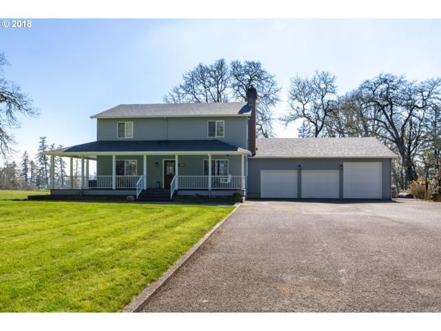 12835 SW Clark Hill Rd, Hillsboro, OR 97123 (MLS #18278499) :: Matin Real Estate