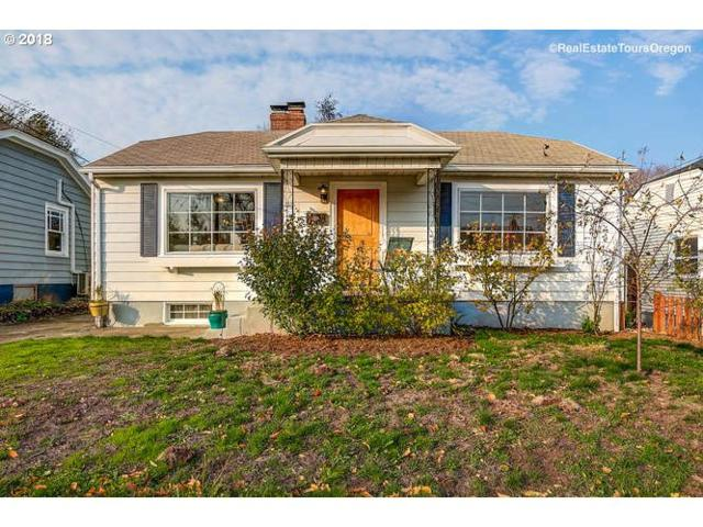 3737 NE 74TH Ave, Portland, OR 97213 (MLS #18278985) :: The Sadle Home Selling Team