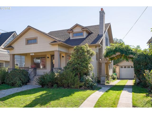 3430 NE Couch St, Portland, OR 97232 (MLS #18279165) :: Hatch Homes Group
