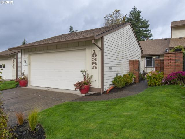 10385 SW Greenleaf Ter, Tigard, OR 97224 (MLS #18279914) :: Next Home Realty Connection