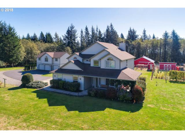 38011 SE Nichols Hill Rd, Washougal, WA 98671 (MLS #18279954) :: The Dale Chumbley Group