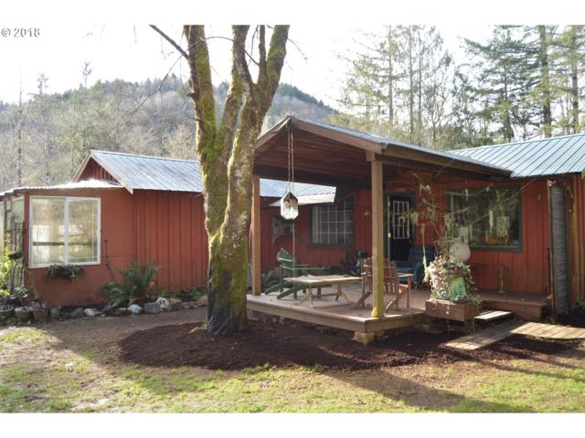 93890 Swamp Creek Rd, Blachly, OR 97412 (MLS #18280088) :: Harpole Homes Oregon