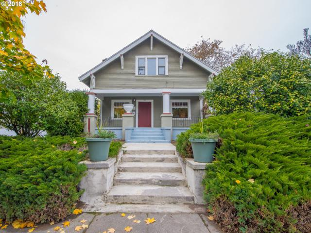 605 NE Liberty St, Portland, OR 97211 (MLS #18280425) :: The Sadle Home Selling Team