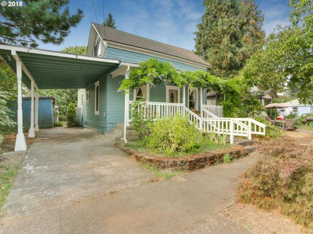 210 W Fairfield St, Gladstone, OR 97027 (MLS #18280513) :: McKillion Real Estate Group