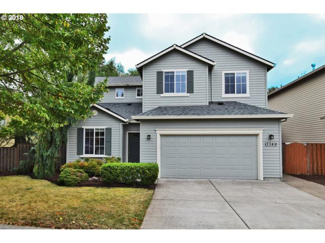 17740 SW Dodson Dr, Sherwood, OR 97140 (MLS #18280572) :: Portland Lifestyle Team
