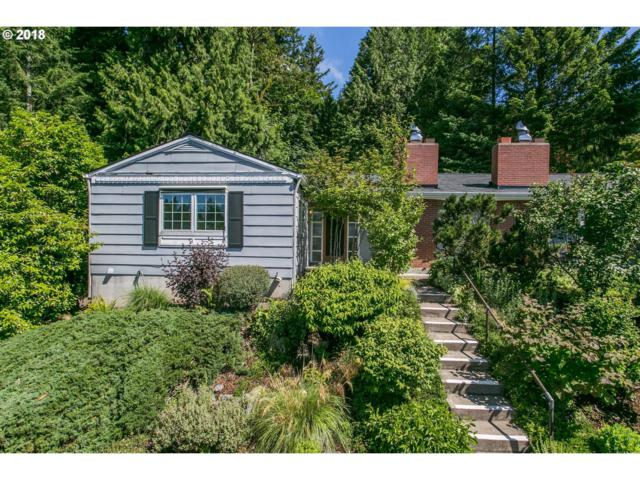 3641 SW 52ND Pl, Portland, OR 97221 (MLS #18281013) :: TLK Group Properties