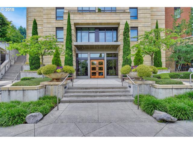 2351 NW Westover Rd #504, Portland, OR 97210 (MLS #18281824) :: Next Home Realty Connection